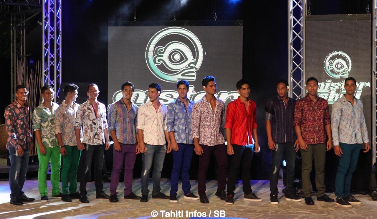 Les 12 candidats ont tous su montrer leurs talents