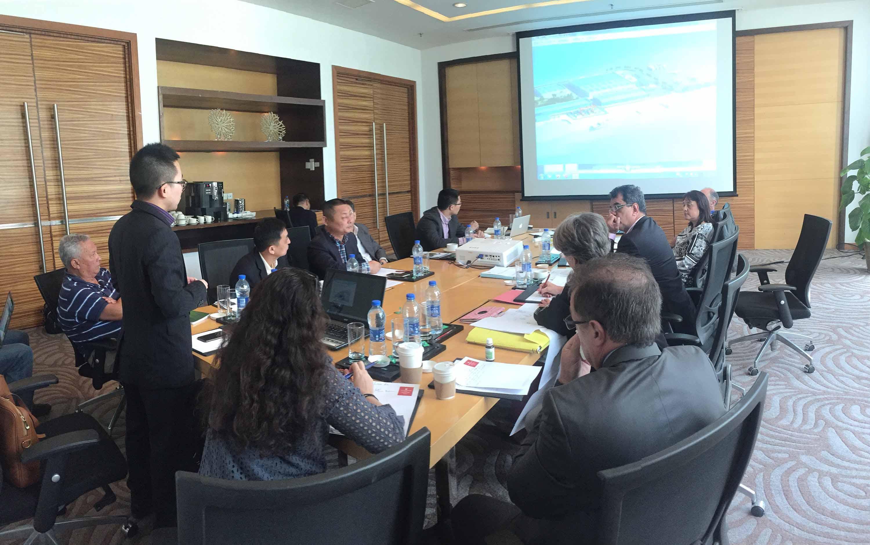A Shanghai, un point sur le projet de ferme aquacole de Hao