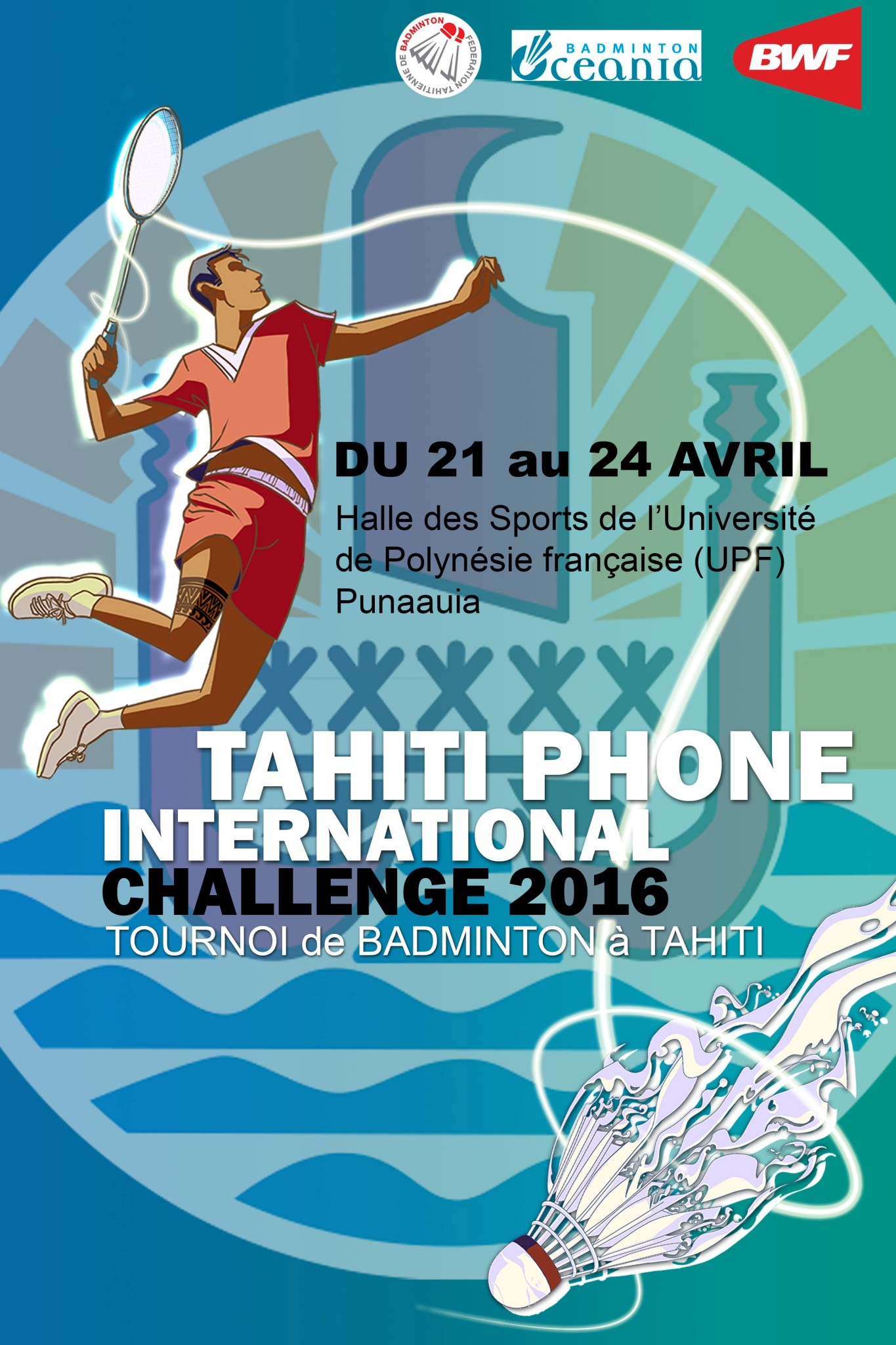 Badminton – International Challenge 2016 : Plus de 70 étrangers inscrits