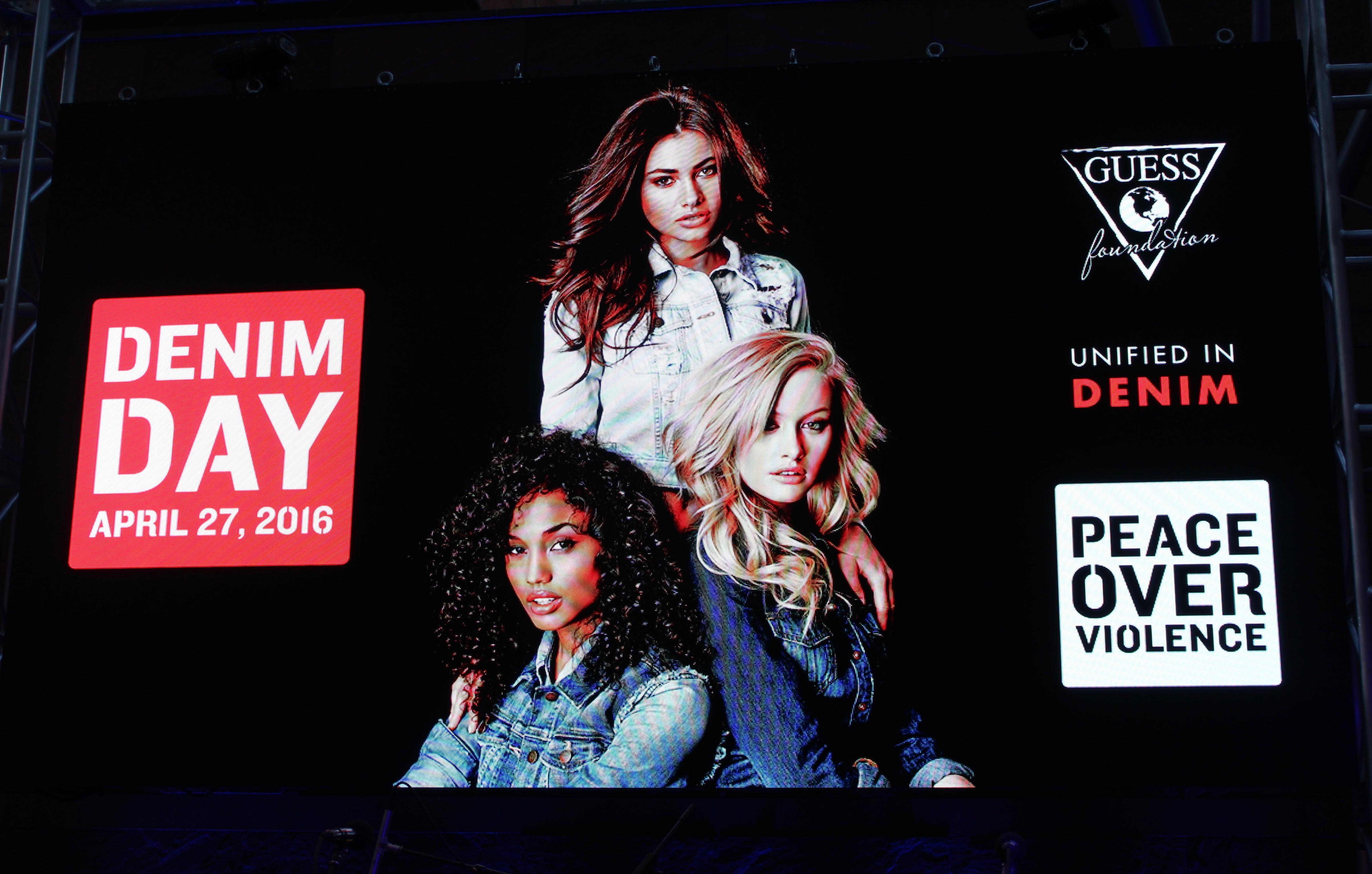 Denim Day : Tous en jeans le 27 avril pour lutter contre le viol