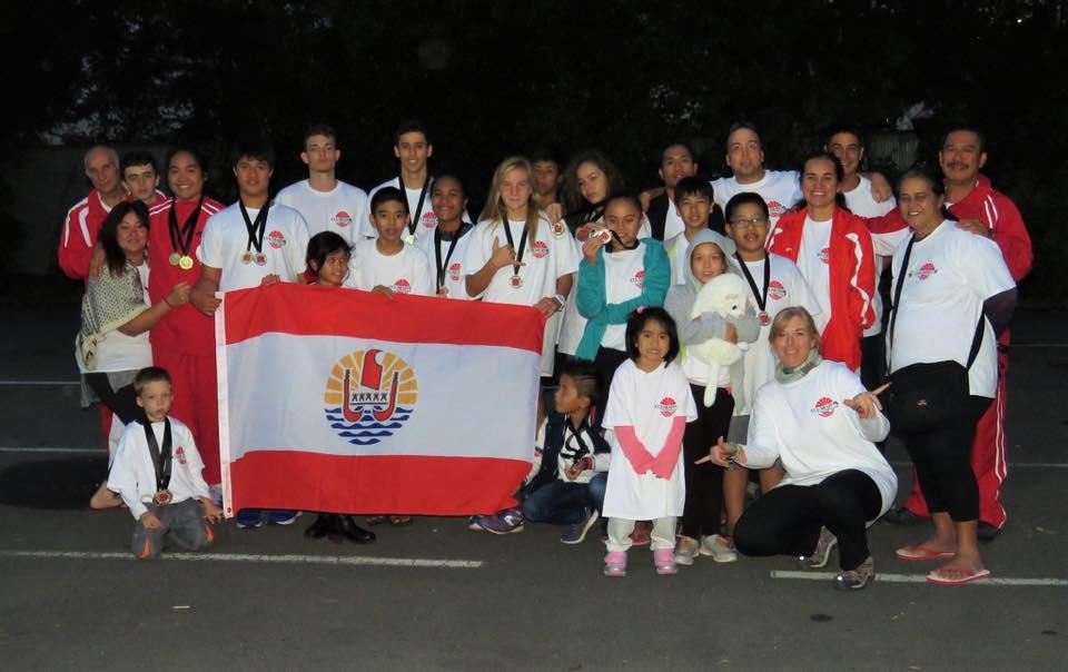Karate « Open NZ » : 15 médailles pour le fenua