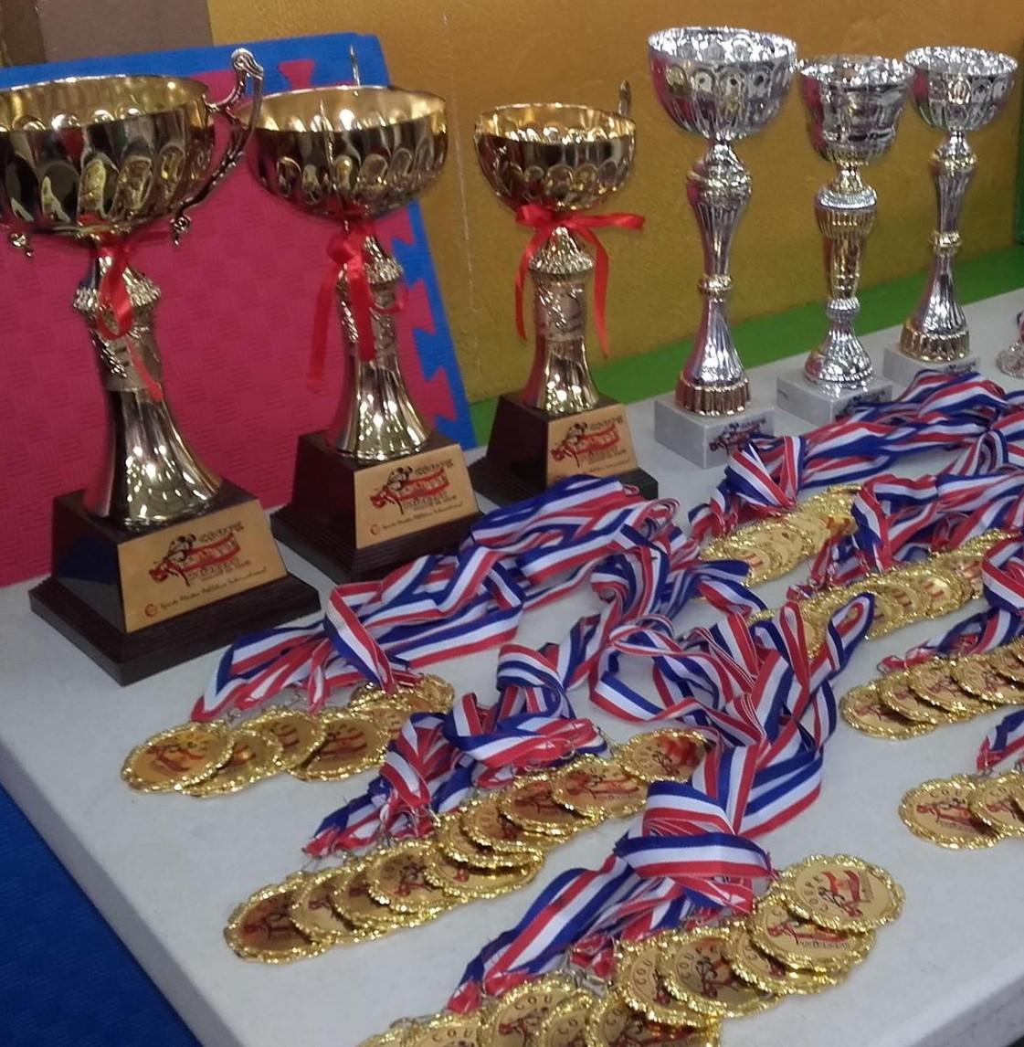 Taekwondo « Coupe de Taiarapu  » : Le TKD Nahiti en forme