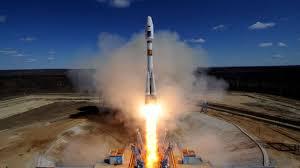 Succès du premier décollage d'une fusée Soyouz depuis le nouveau cosmodrome russe Vostotchny