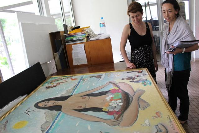 """""""Tahiti, jours heureux"""" est de retour au musée de Tahiti et des îles"""