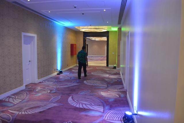 Le futur casino du Sheraton Samoa Aggie Grey's Hotel & Bungalows
