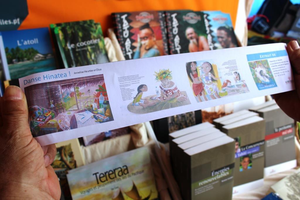 """Au Vent des îles lance le """"bonbon littéraire"""""""