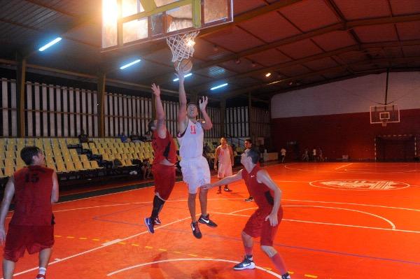 Basket « chpt fédéral » : Excelsior sans forcer, Aorai se place