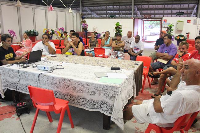 La création de l'office a été entérinée le mercredi 27 avril en présence des représentants des associations sportives de la commune.