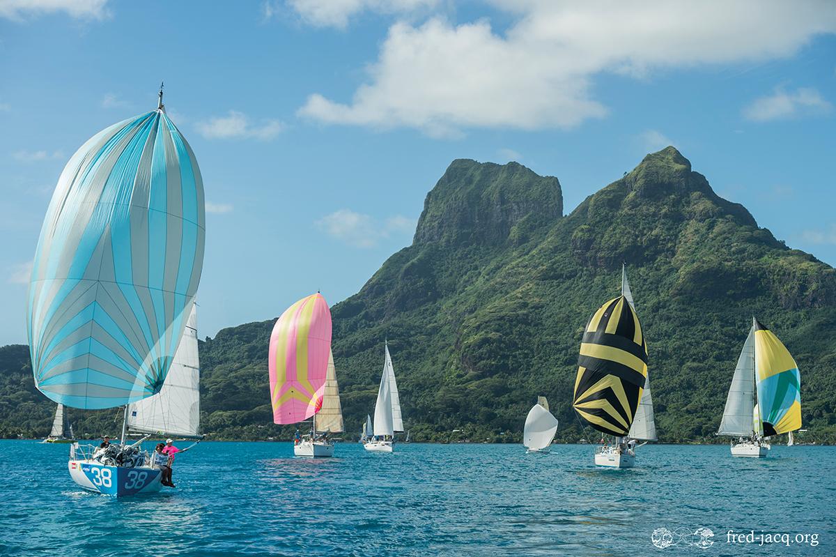 Tahiti Pearl Regatta : la 13e édition leur a porté chance