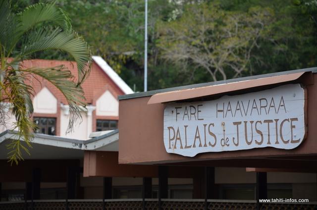 Justice : le procès d'un dramatique accident de tractopelle à Hitia'a