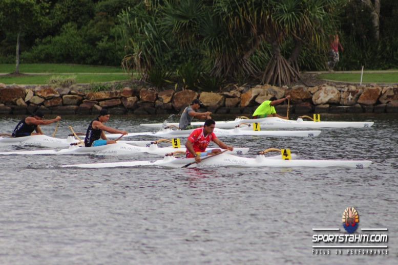 Va'a « World Sprint – J4 » : Des demies finales sous tension en V1