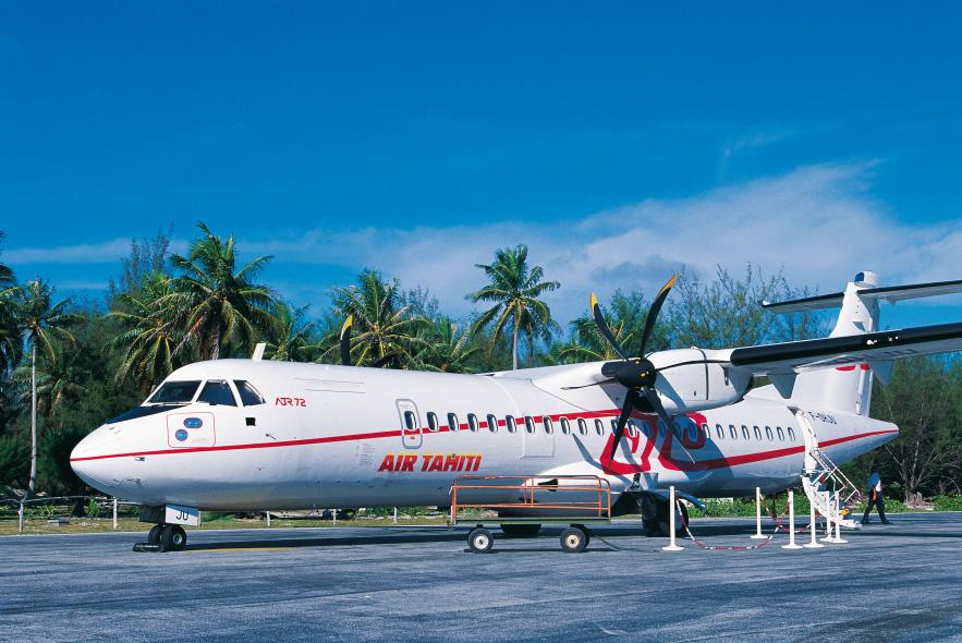 Grève Air Tahiti: les vols des Australes, Ua-Pou et Ua Huka annulés ce week-end