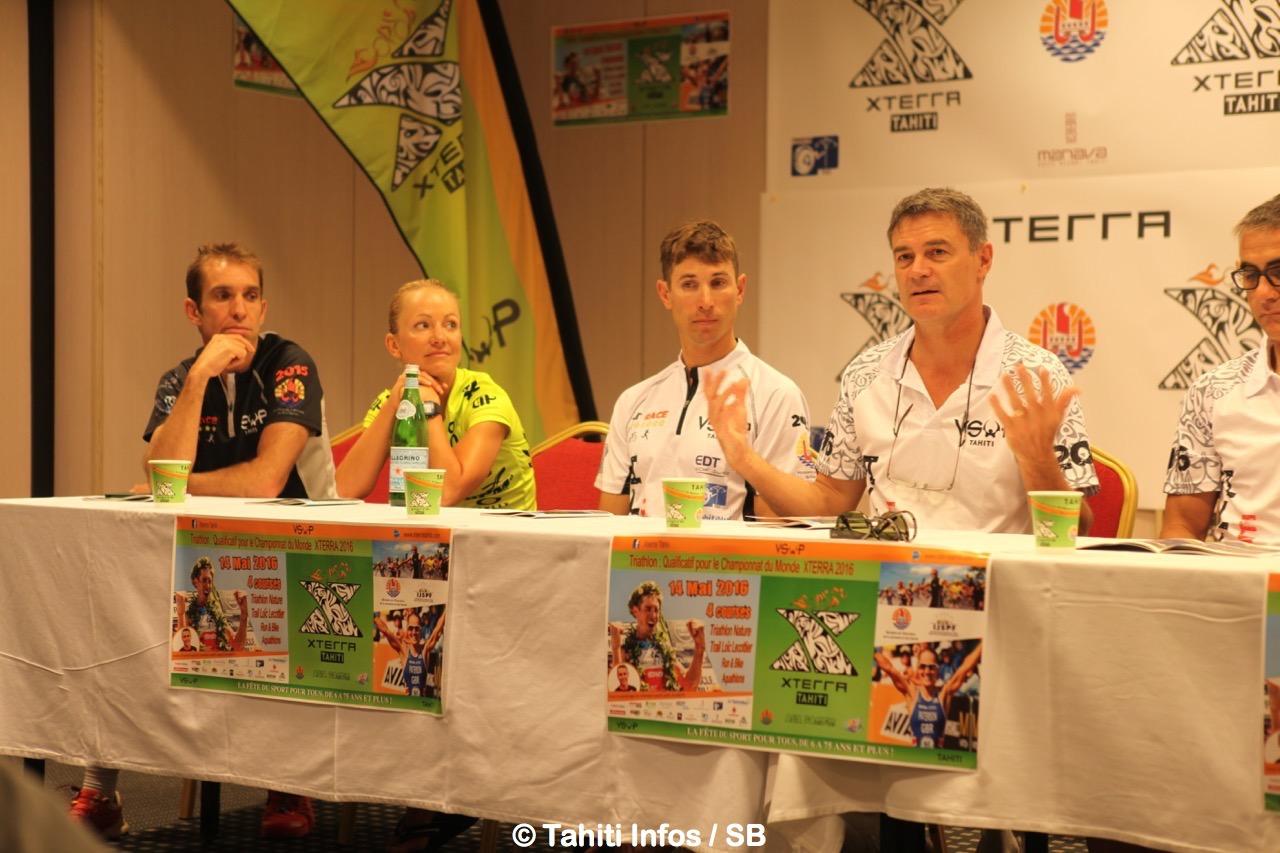 Triathlon – Xterra Tahiti : De la passion, de l'innovation et un événement exceptionnel