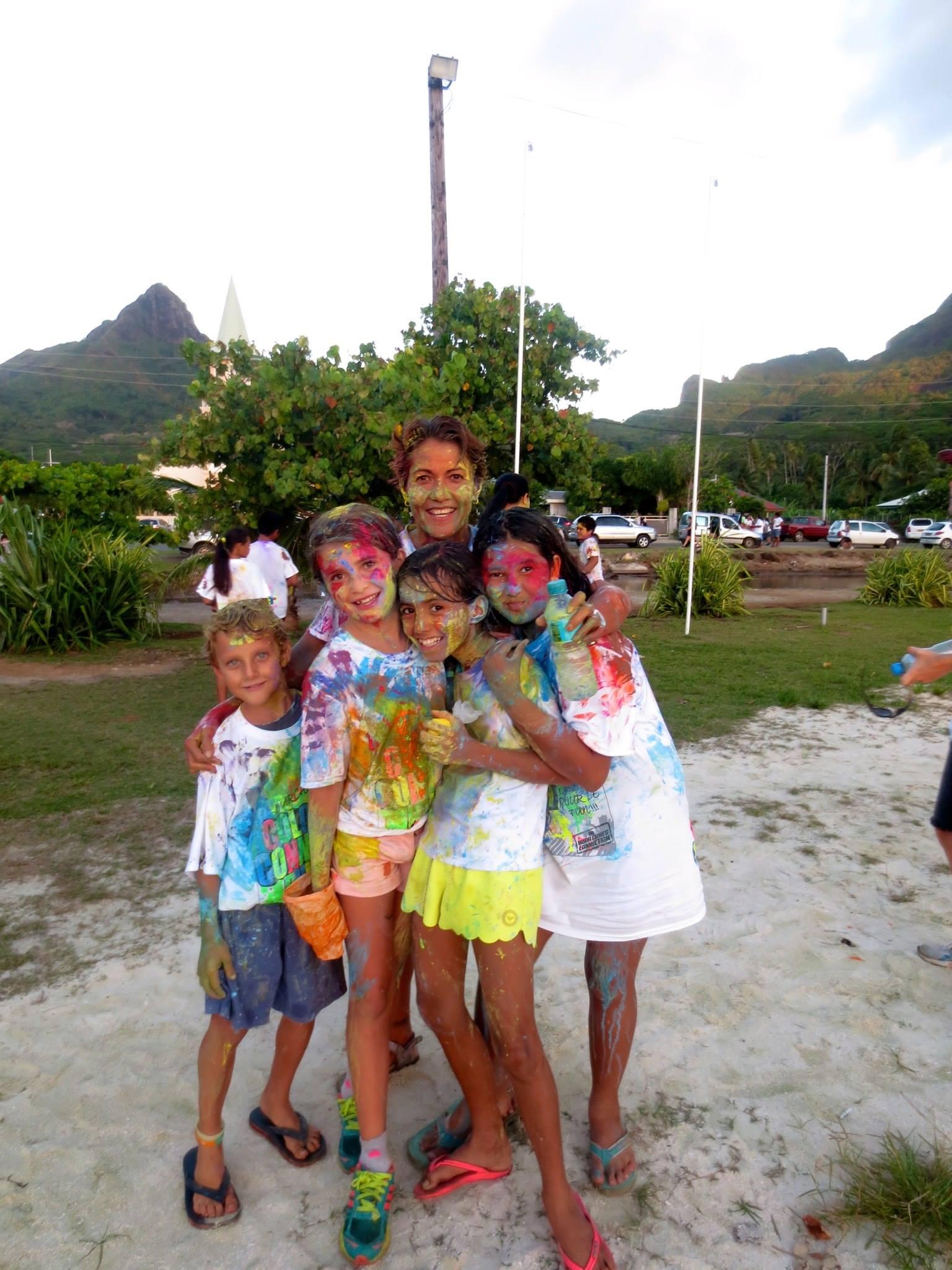 Rendez-vous samedi à Bora pour une course haute en couleur !