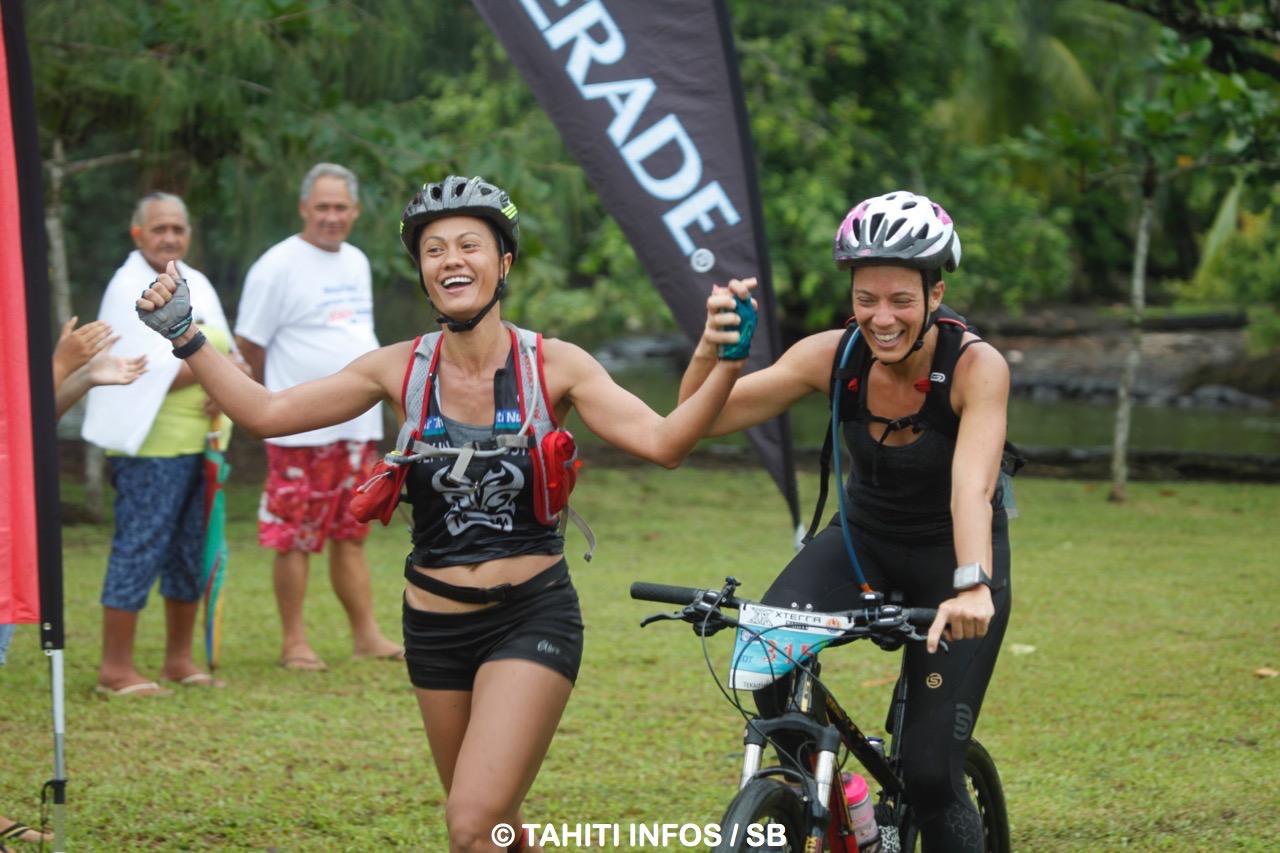Le Run & Bike, l'épreuve par laquelle tout a commencé