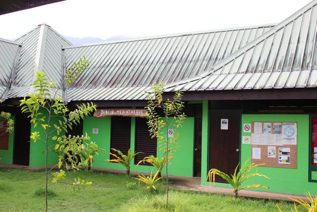 La bibliothèque de Nuku Hiva souffle sa première bougie