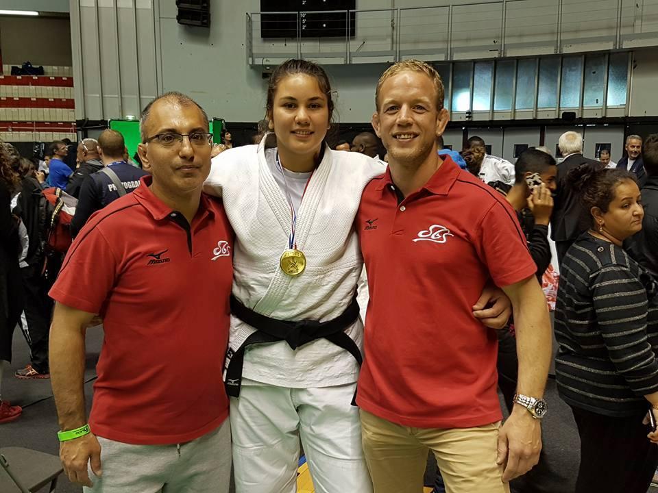 Judo : Rauhiti Vernaudon marque une page de l'histoire du judo polynésien