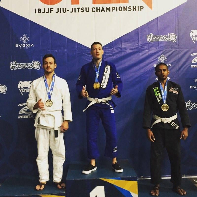 JJB : Maui Lacaze, deux médailles d'or avant les championnats du monde