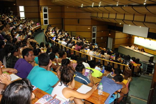 Lancement des inscriptions à l'université