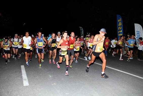 Tahiti-Moorea Marathon 2016, 28ème édition