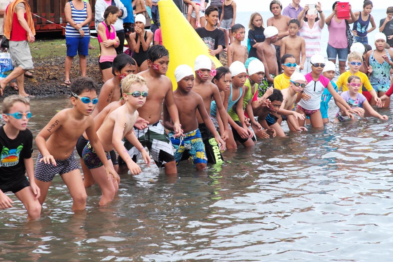 Xterra et ronde tahitienne: remise des prix et dédicaces aujourd'hui