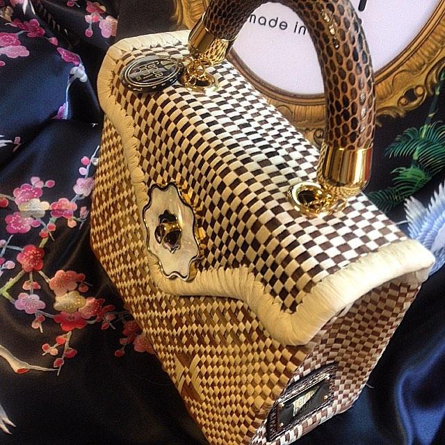 """Isabelle : """"La Tahiti Fashion Week est un moyen d'exprimer l'esprit de Fenua pop !"""""""