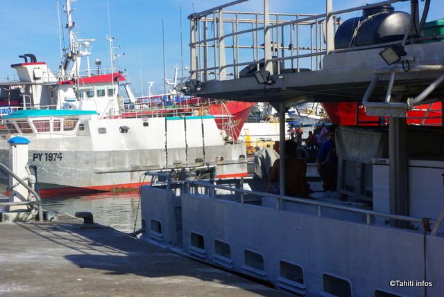 Les pêcheurs menacent de bloquer le port de pêche pour repasser un examen