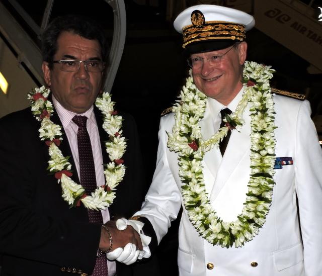Le nouveau haut-commissaire René Bidal liste ses priorités (vidéo)