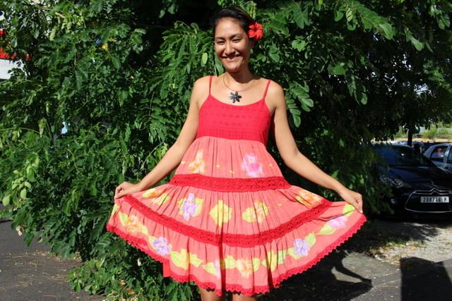 La Tahiti Fashion Week, pour gagner en visibilité