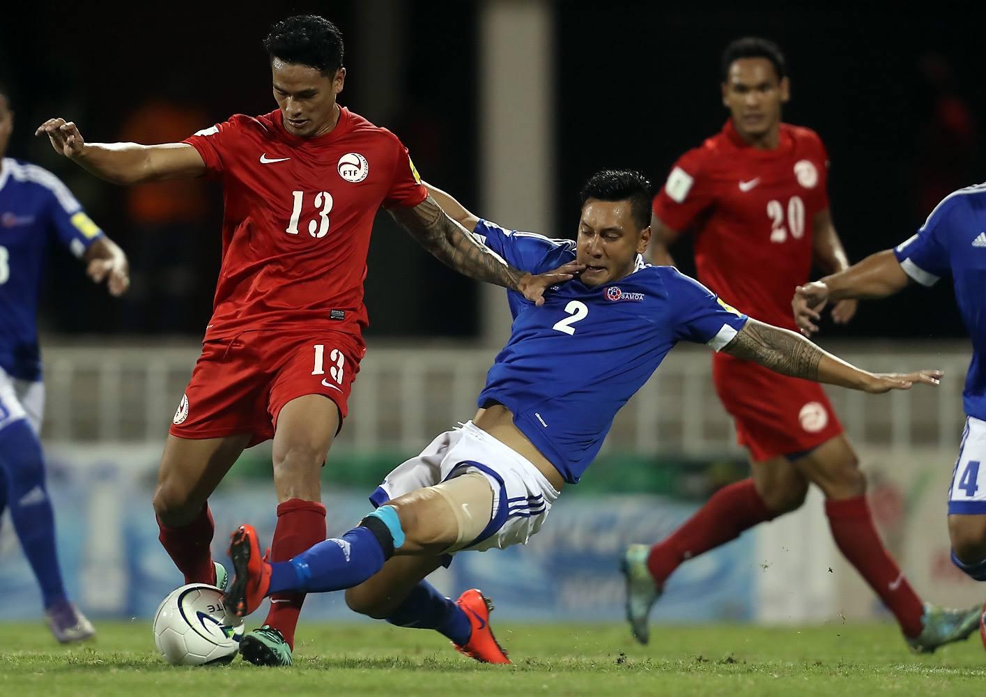 Steevy Chong Hue avait marqué le but de la victoire en finale en 2012, il marque encore cette fois-ci