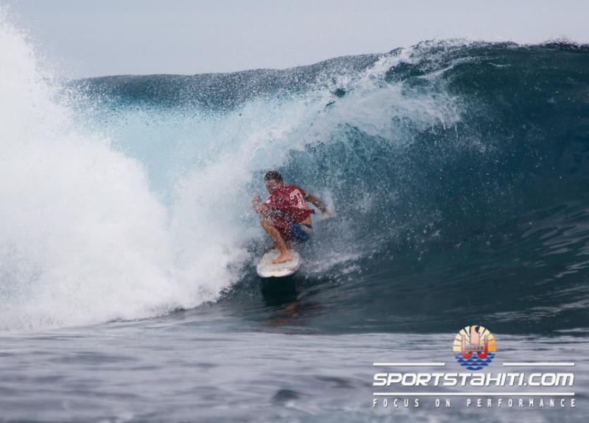 Portrait Surf - David Dandois : « Je veux rester à ce niveau ! »