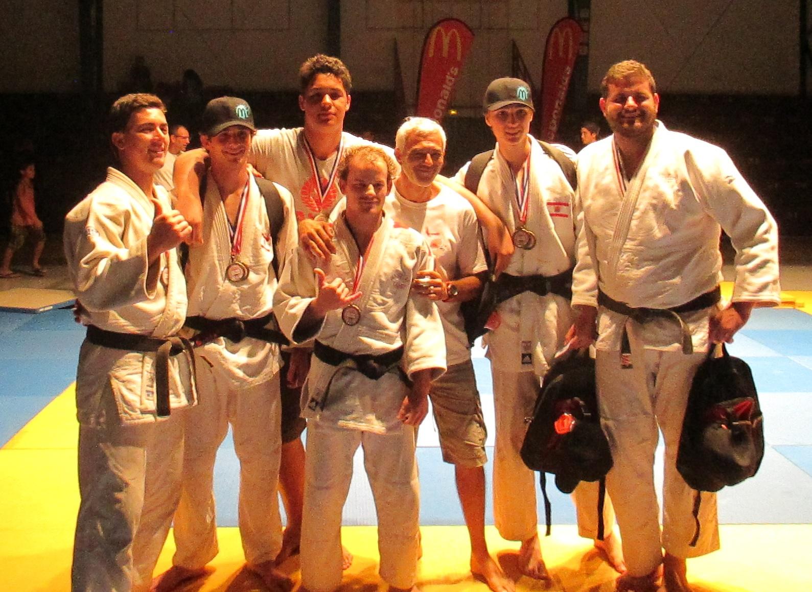 Super Aïto de Judo : Manu Ura incontournable et explosif