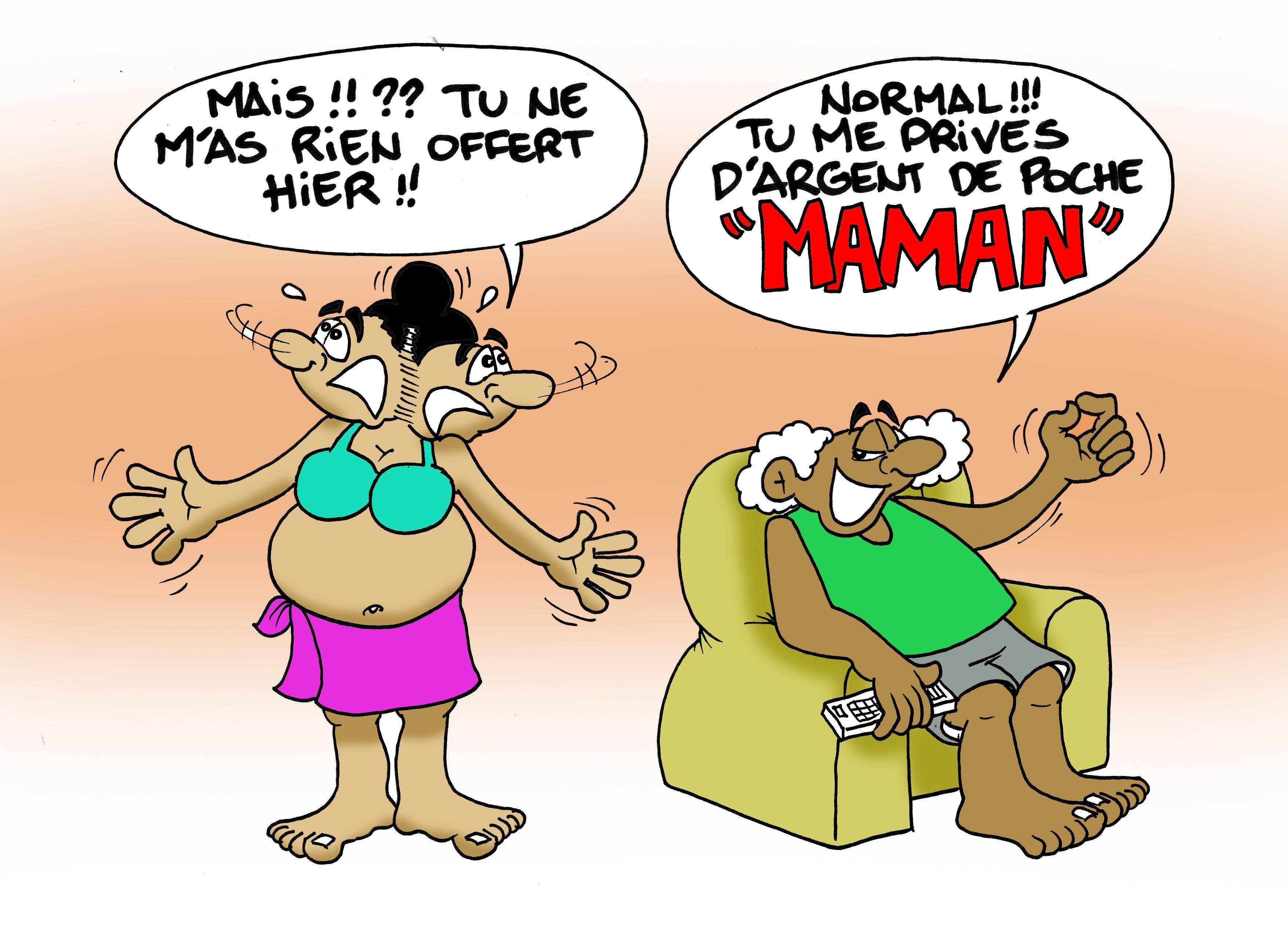 """""""La Fête des Mères"""" par Munoz"""