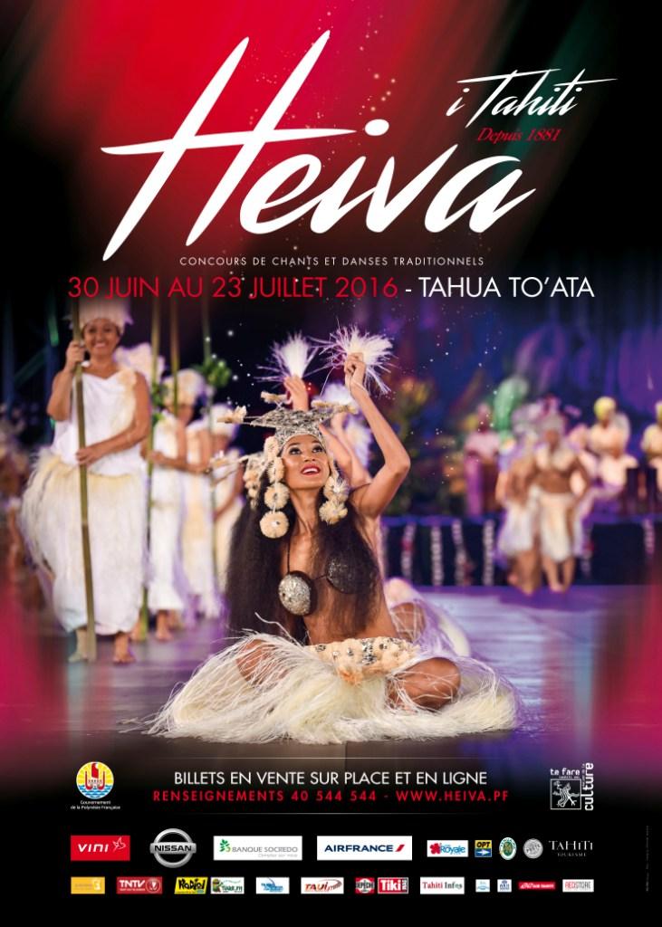 Heiva i Tahiti 2016 : le programme complet !