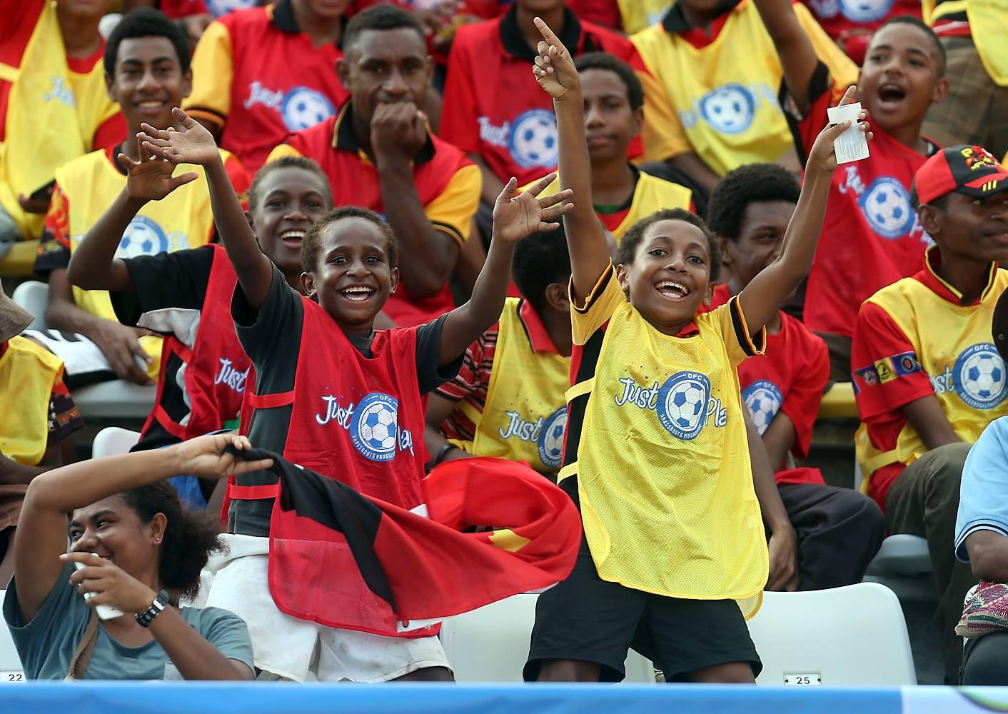 La Coupe des Nations est une compétition importante, le top du niveau océanien