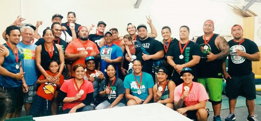 Force Athlétique : Nahiti au sommet
