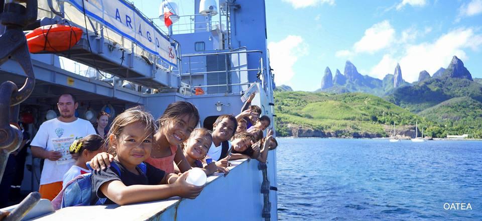 Le projet Pukatai est porté par Félix Barsinas, président de la communauté de commune des Îles Marquises. Photos : Pascal Erhel