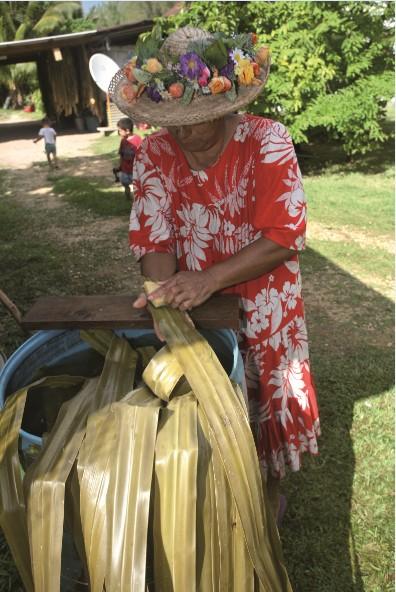 Carnet de voyage - Rurutu : les secrets du pae'ore blanchi