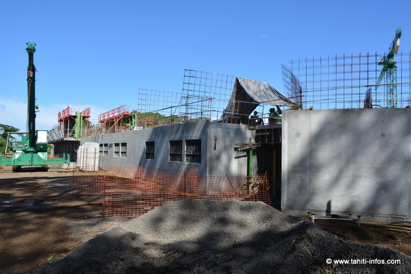 Retard des travaux de la prison de Papeari : seuls 40 stagiaires pourront revenir en octobre