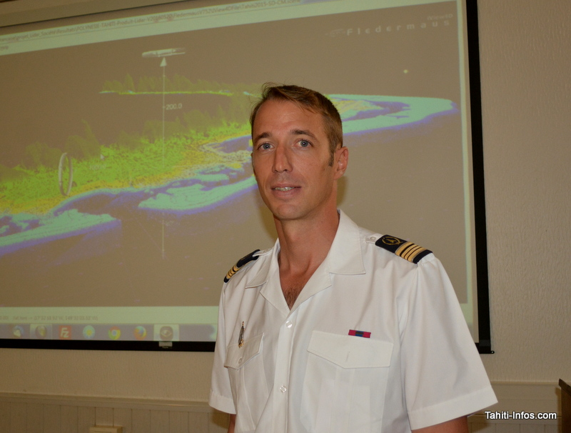 Gérard Siu, président du Cluster maritime