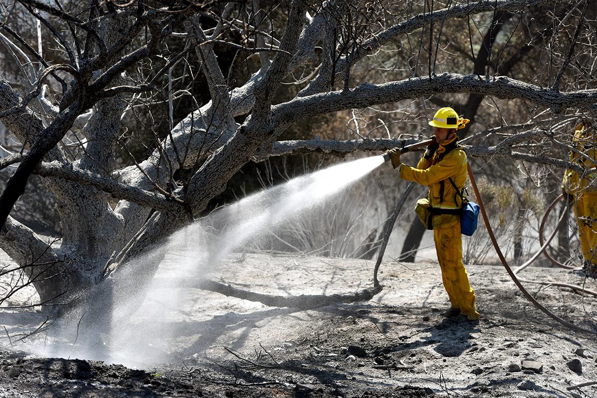 Incendies aux portes de Los Angeles, 5.000 personnes évacuées