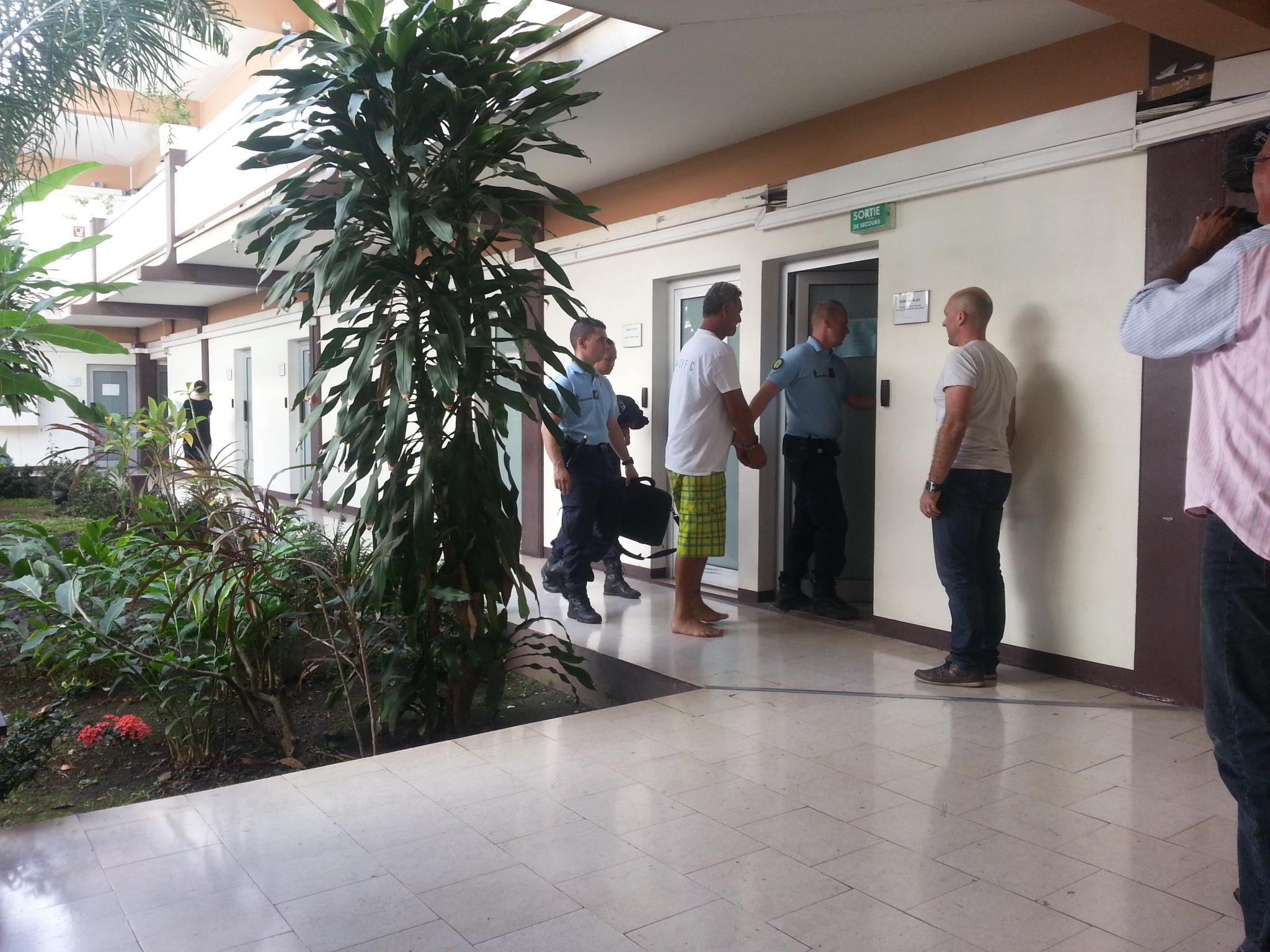 Le parquet a requis le placement en détention provisoire du pyromane qui a été mis en examen par un juge d'instruction ce lundi après-midi.