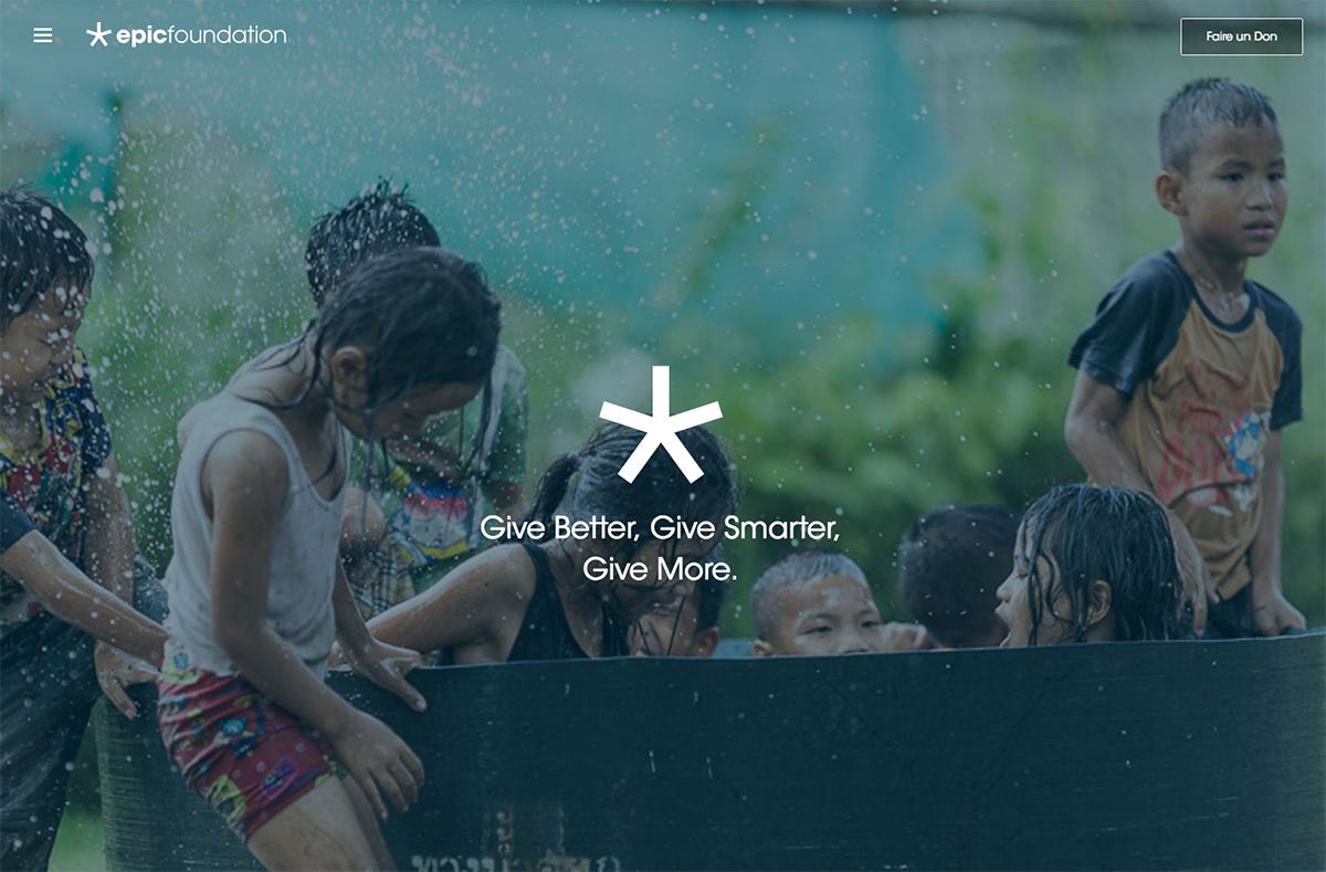 Caritatif 2.0: un entrepreneur français veut changer la manière de donner