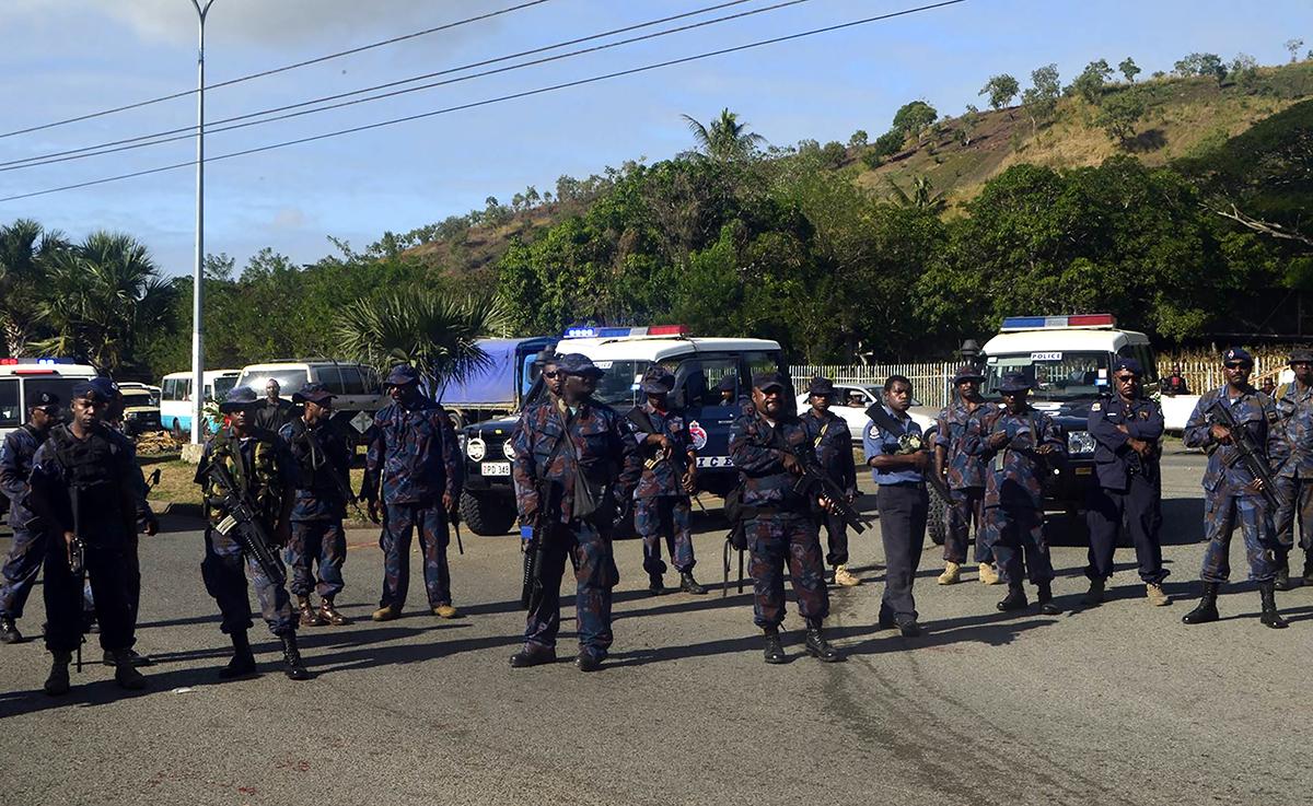 Papouasie: la justice interdit aux étudiants de manifester