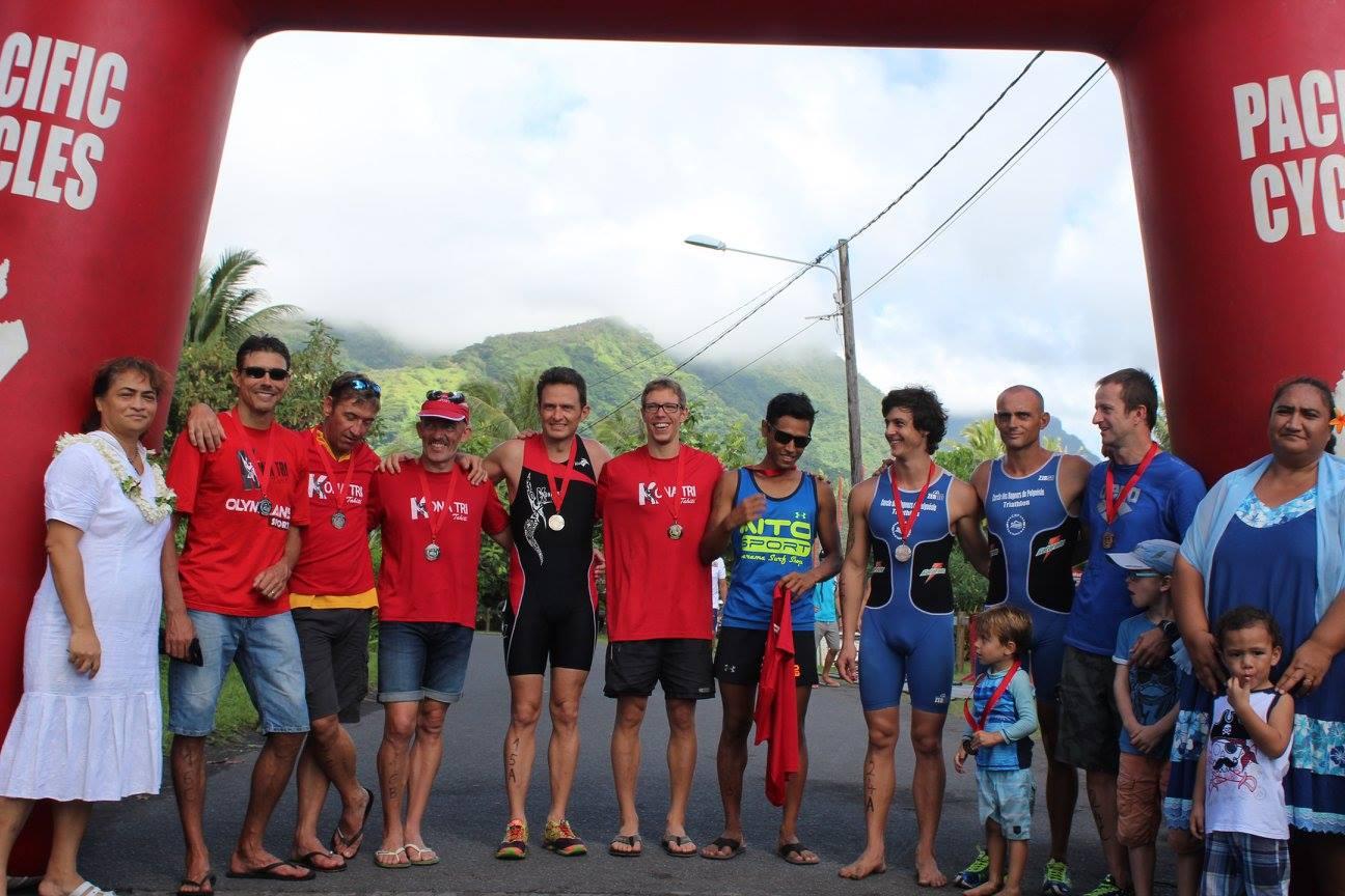 Triathlon « Team Relay » : Konatri remporte cette première édition