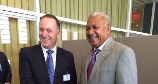 Nouvelle-Zélande et Fidji tentent de renouer, 10 ans après le putsch
