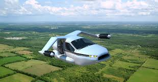 Un co-fondateur de Google mise sur les voitures volantes