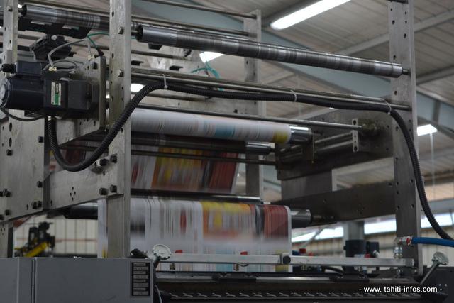 Panne d'imprimerie : Pas de journaux Tahiti Infos et Tahiti Pacifique Hebdo aujourd'hui
