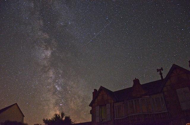 Un tiers de l'humanité ne peut voir la Voie Lactée à cause de la pollution lumineuse