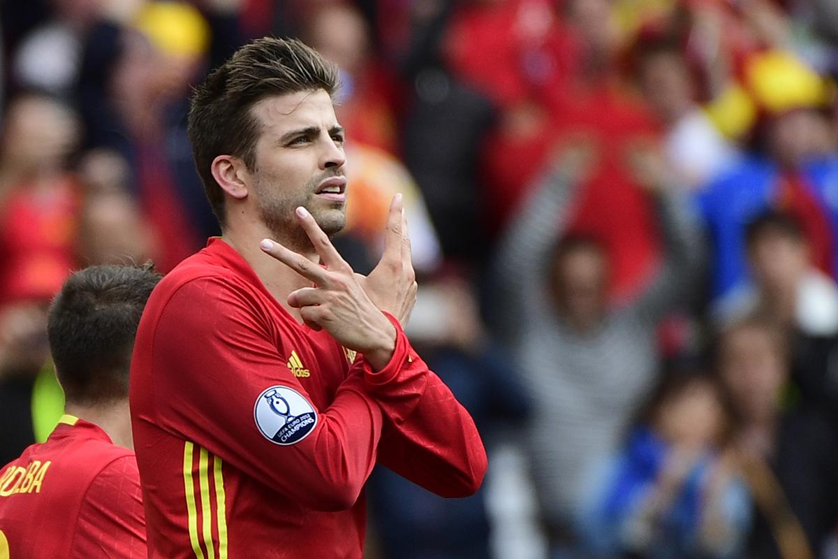 Euro-2016: Piqué libère l'Espagne et lance la reconquête
